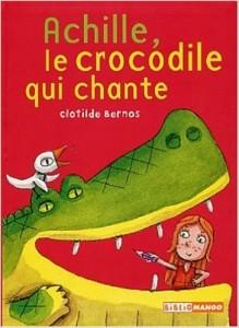achille le crocodille qui chante