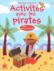 activites avec les pirates