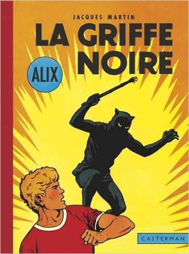 Alix : La Griffe noire