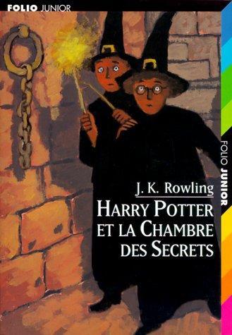 Harry Potter et la chambre aux secrets